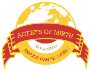 The Agents of Mirth Logo