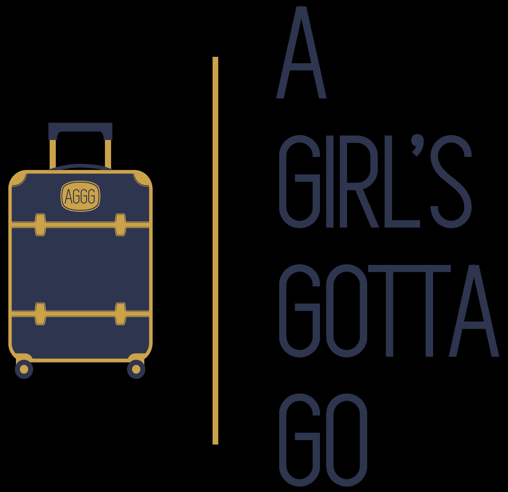 A Girl's Gotta Go Logo