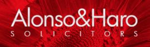 Alonso Haro Meoro Aviles Abogados Solicitors Logo