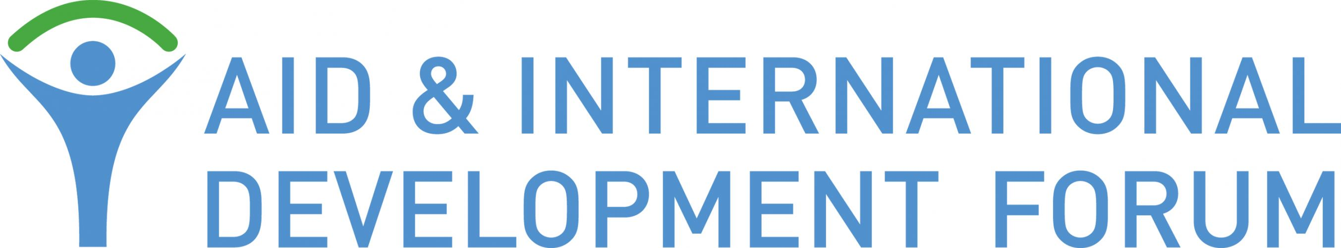 Aid and International Development Forum Logo