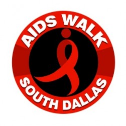 AIDS Walk South Dallas Logo