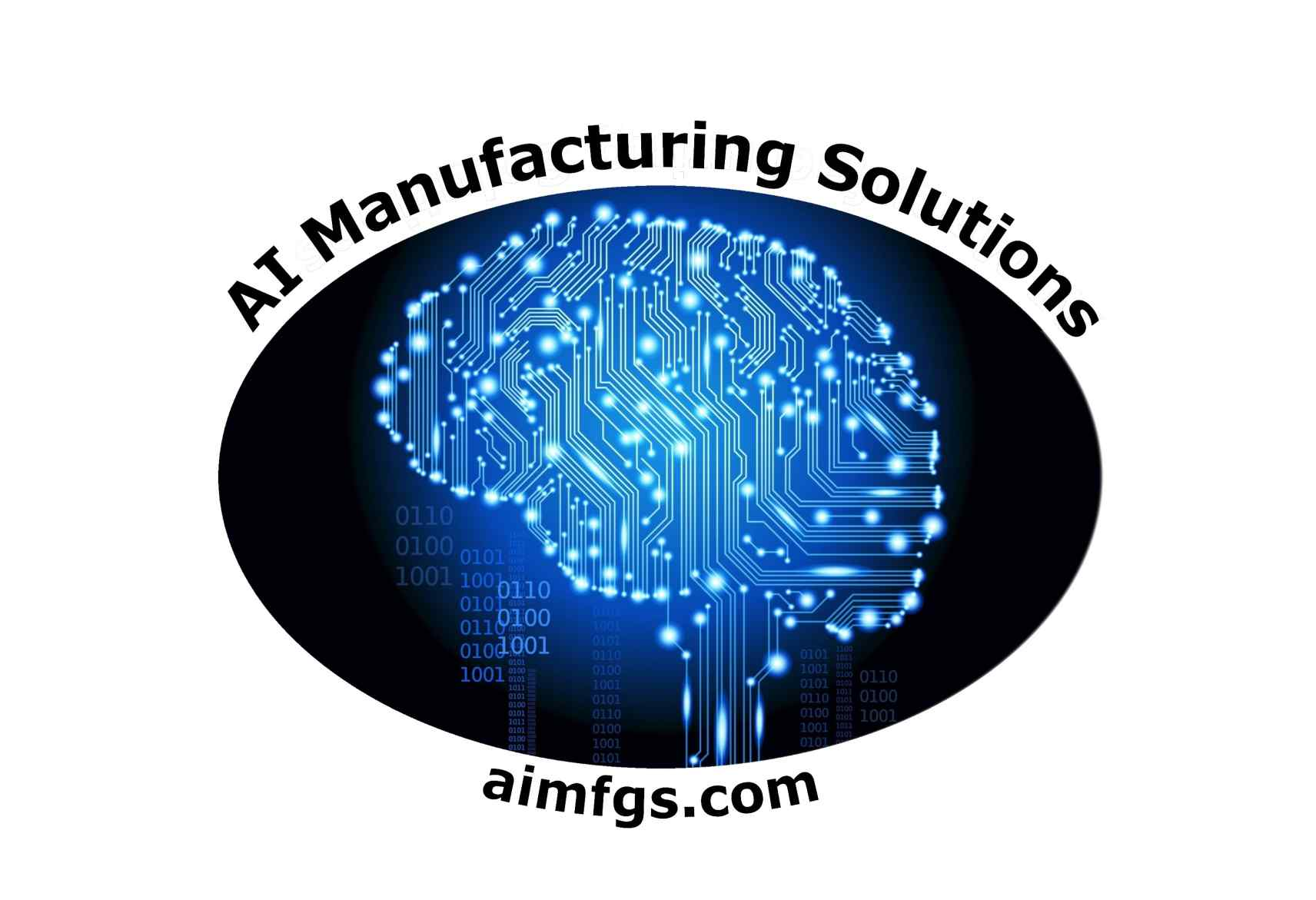 AI Manufacturing Solutions Logo