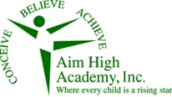Aim High Academy Logo