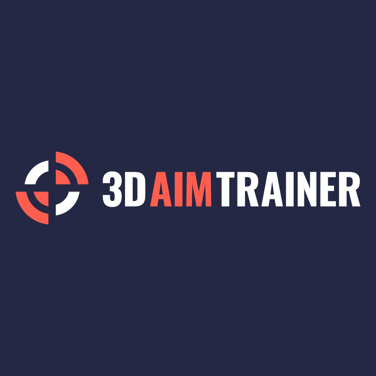 3D Aim Trainer Logo