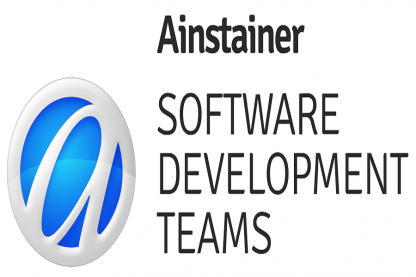 Ainstainer Software Development Teams Logo
