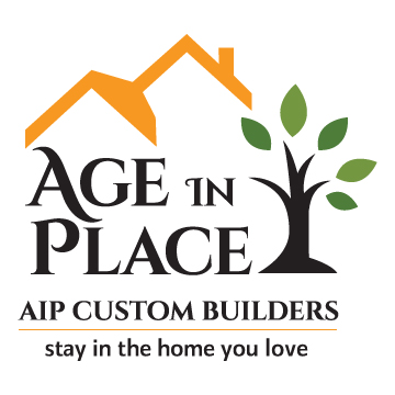 AIP Custom Builders and Remodelers Logo