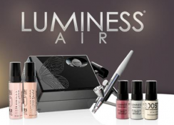 Luminess Air Logo