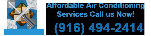 Air Conditioning Repair Sacramento Logo