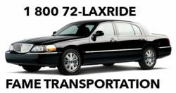 Fame Transportation Logo