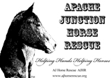 Apache Junction Horse Rescue Logo