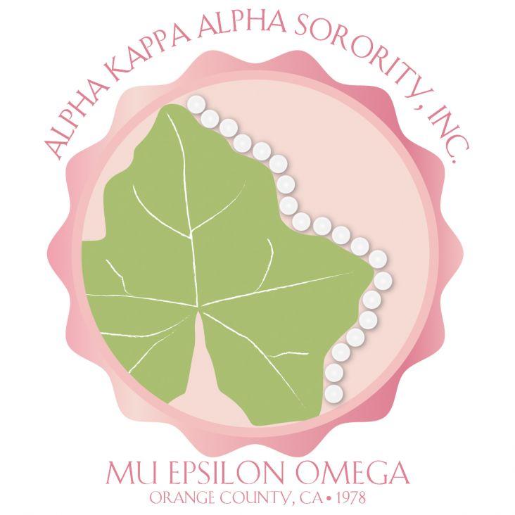 Mu Epsilon Omega Chapter Logo