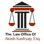 Akash Kashyap, Esq. Logo