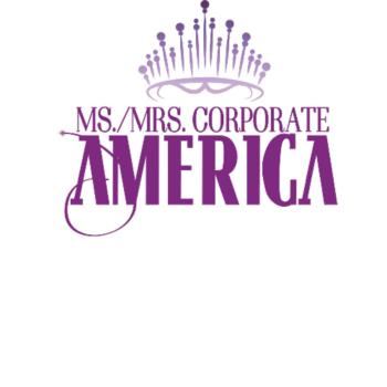 Ms./Mrs. Corporate America Organization Logo