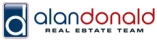 The Alan Donald Real Estate Team Logo