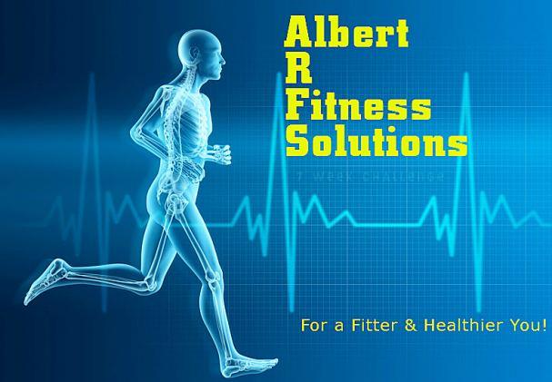 Albert R Fitness Solutions Logo