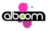 alboomuk Logo