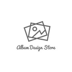 Album Design Store Logo