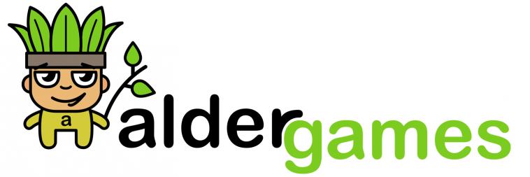 Alder Games, Ltd. Logo