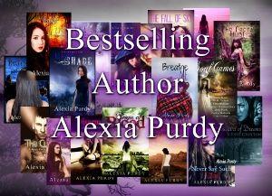 Alexia Purdy Books Logo