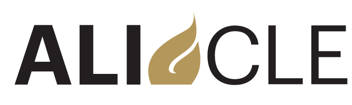 ALI CLE Logo