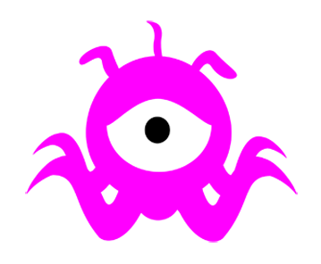 Alien Octopus Studio Logo