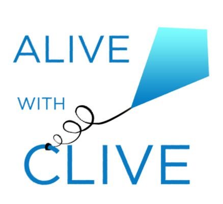 Alive with Clive Logo