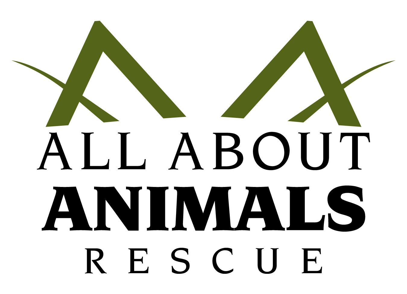 All About Animals Rescue Logo