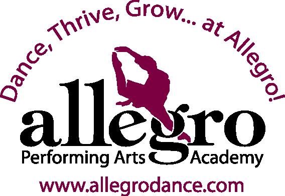 Allegro Performing Arts Academy Logo