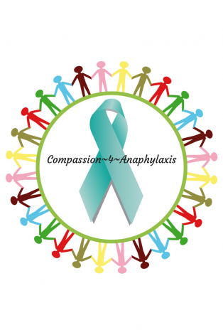 Compassion for Anaphylaxis Logo