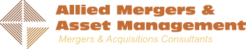 Allied Mergers & Asset Management Logo