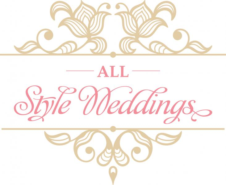 All Style Weddings, Inc Logo