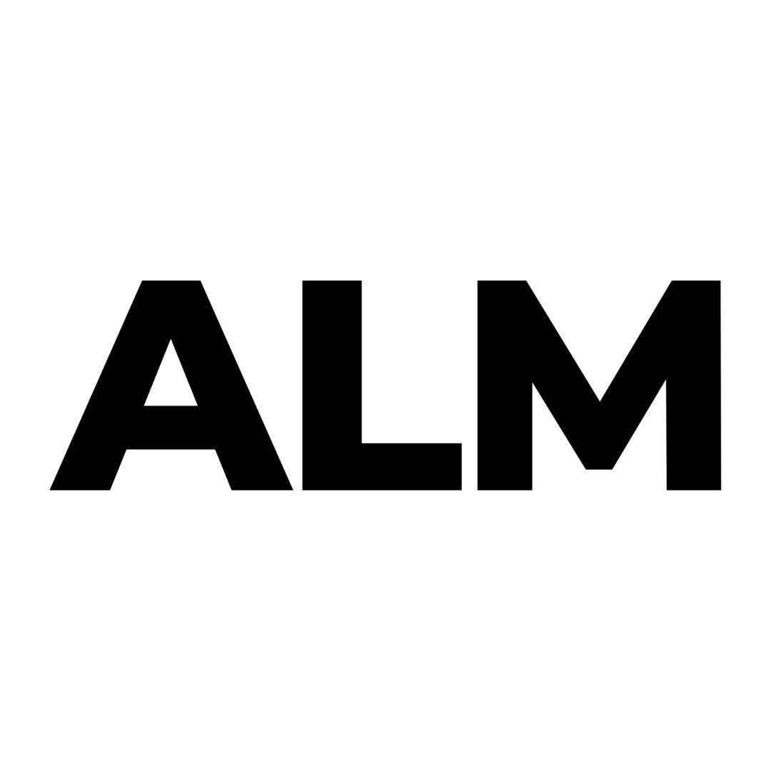 ALM Cars Logo