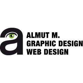 Almut M. | Graphic Design | Web Design Logo