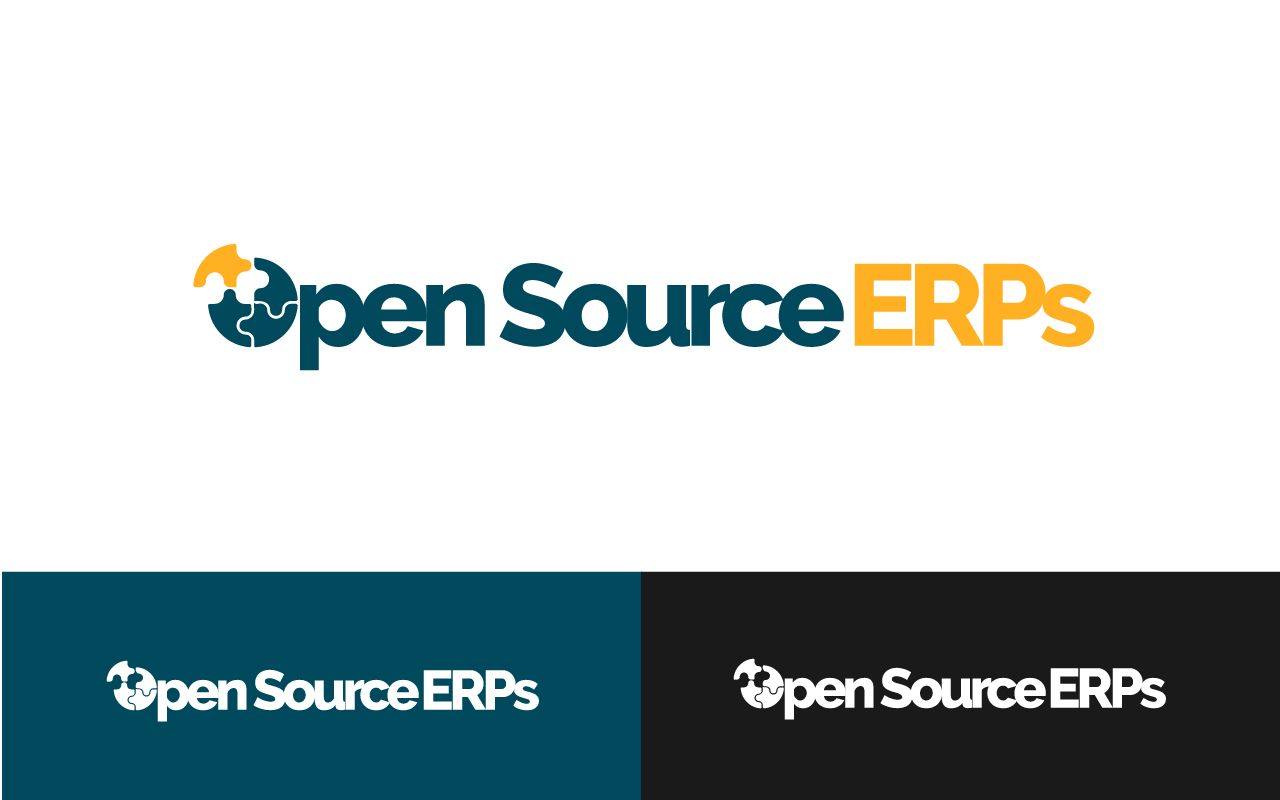 Open Source ERPS Logo