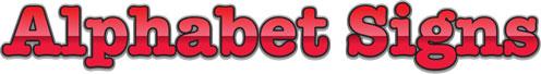 alphabetsigns Logo