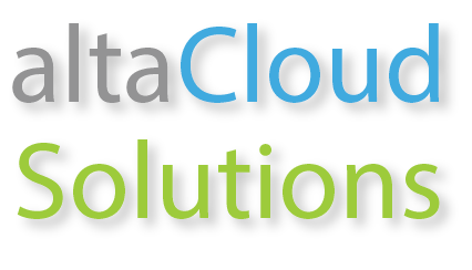 altaCloud solutions Logo