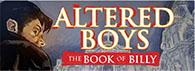Altered Boys Graphic Novel Logo