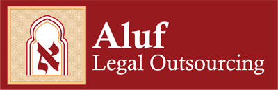 Aluf Legal Outsourcing Logo
