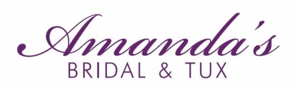 Amanda's Bridal.com Logo