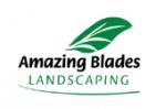 Amazing Blades Landscaping Logo