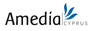 Amedia Partners Cyprus Logo