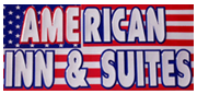 American Inn & Suites White Hall AR. Logo