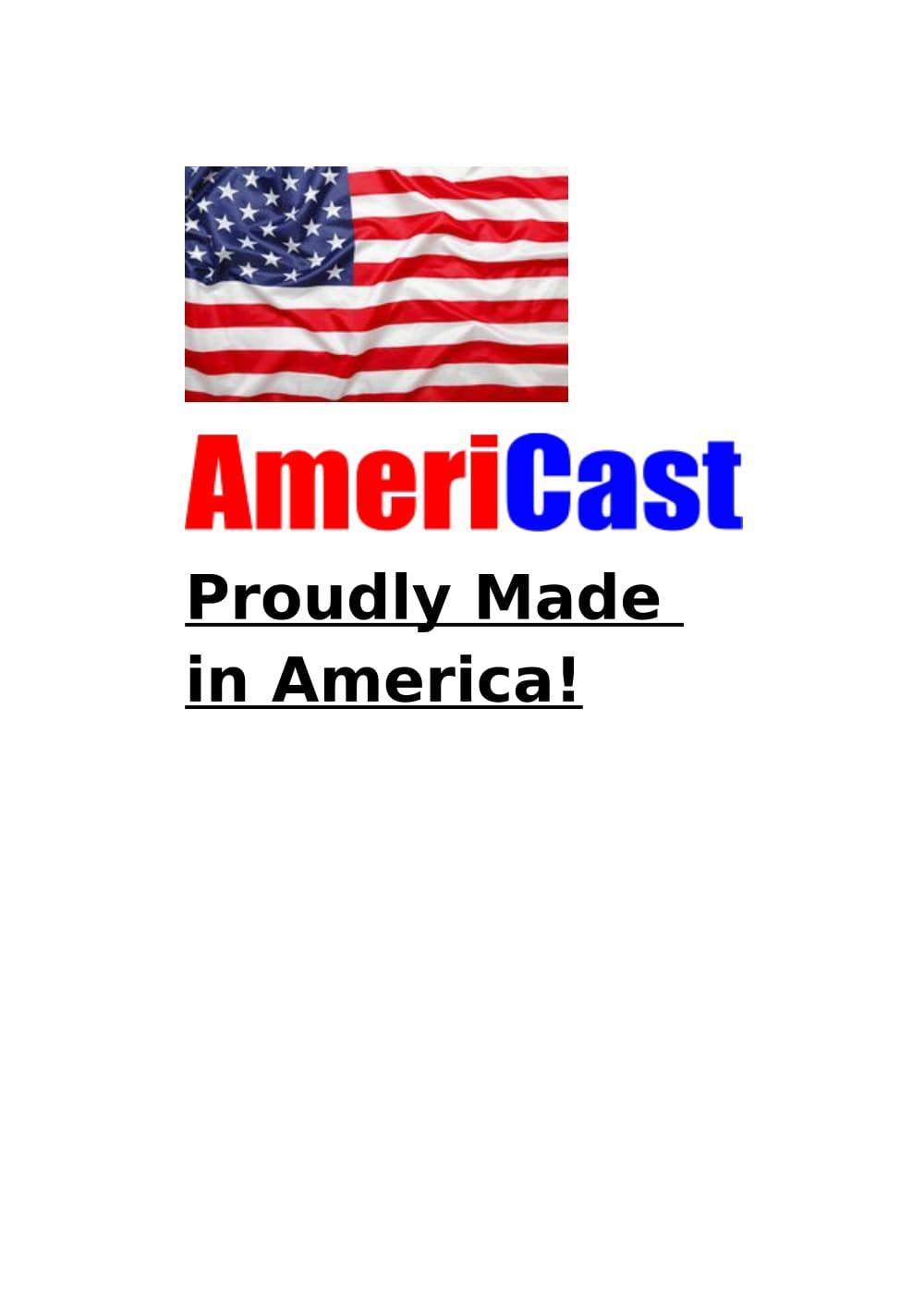 Americast USA Logo