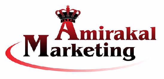 amirakalmarketing Logo