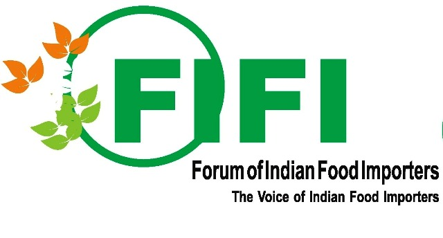 Forum of Indian Food Importers Logo