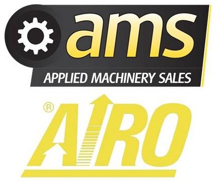 Applied Machinery Sales Logo