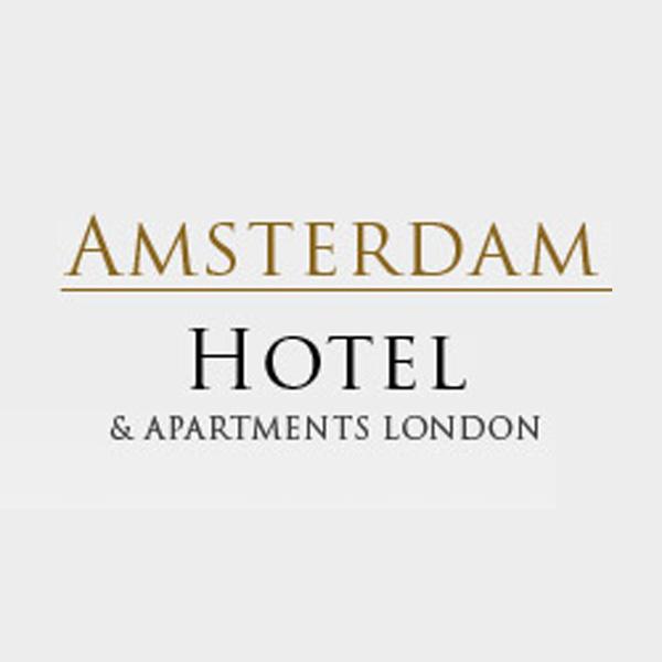Amsterdam Hotel London Logo