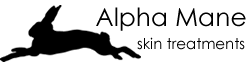 Alpha Mane Skin Treatments Logo