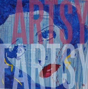 ArtsyFartsyPR Logo