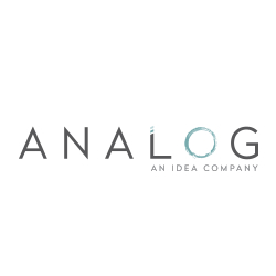 Analog An Idea Company, Inc. Logo
